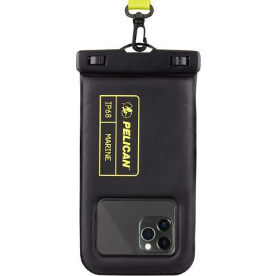 pelican pp043304 ip68 marine waterproof phone pouch lime