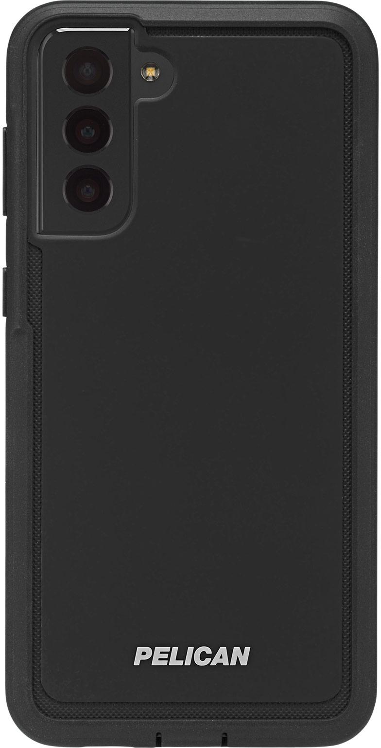 pelican pp045170 samsung galaxy s21 voyager military grade phone case black