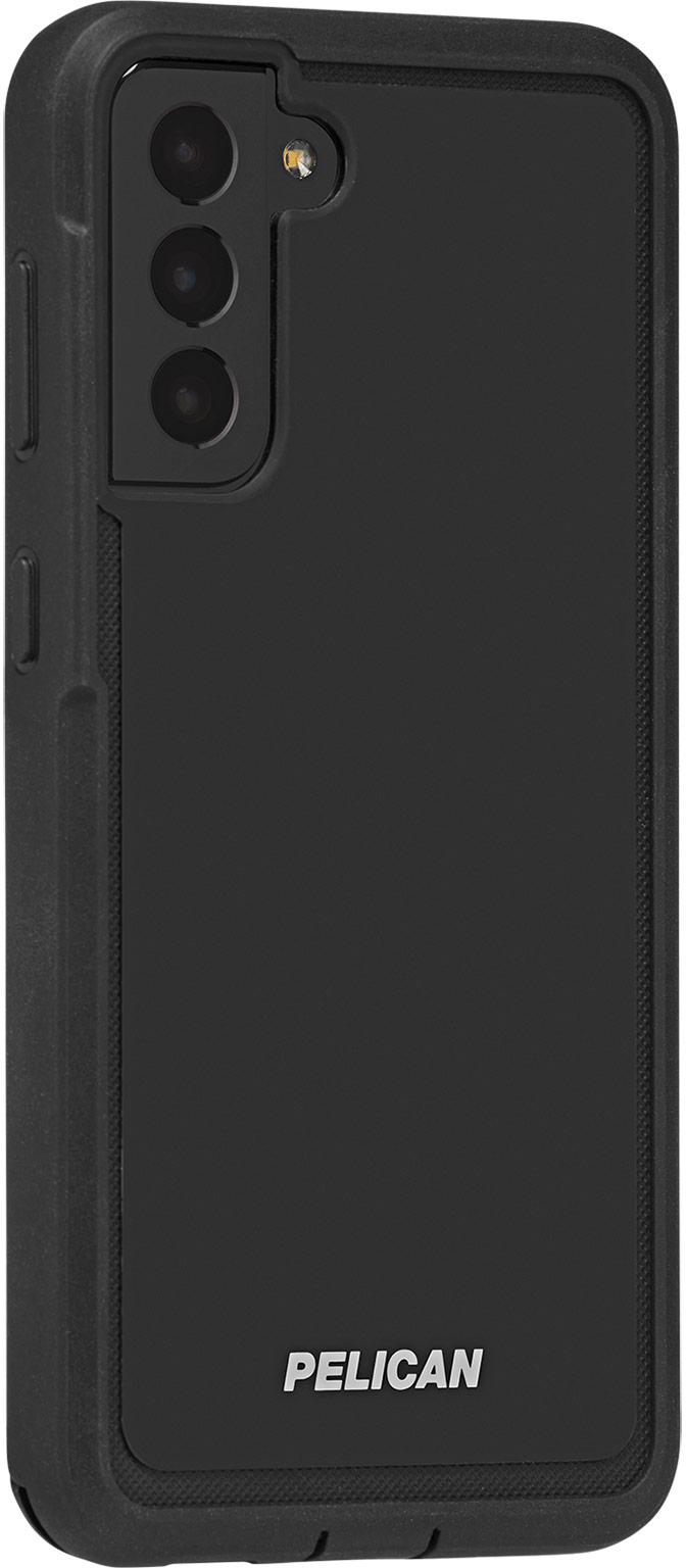 pelican pp045170 samsung galaxy s21 voyager tpu phone case black
