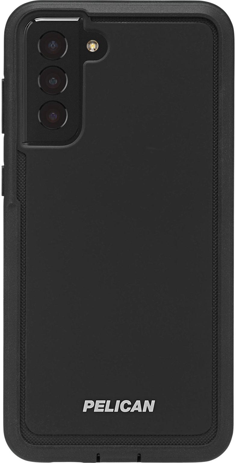 pelican pp045190 samsung galaxy s21 plus voyager military grade phone case black
