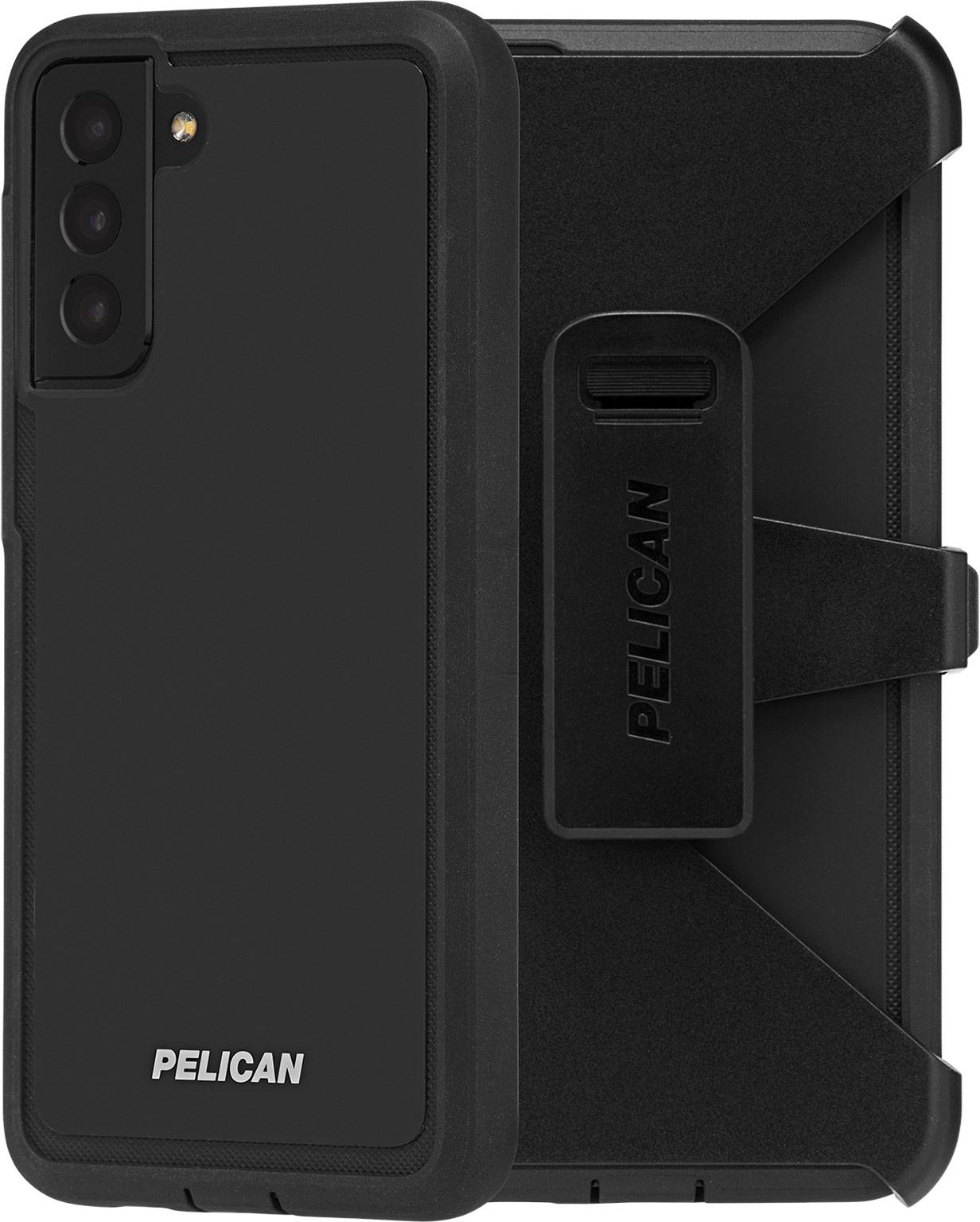 pelican pp045190 samsung galaxy s21 plus voyager phone case black