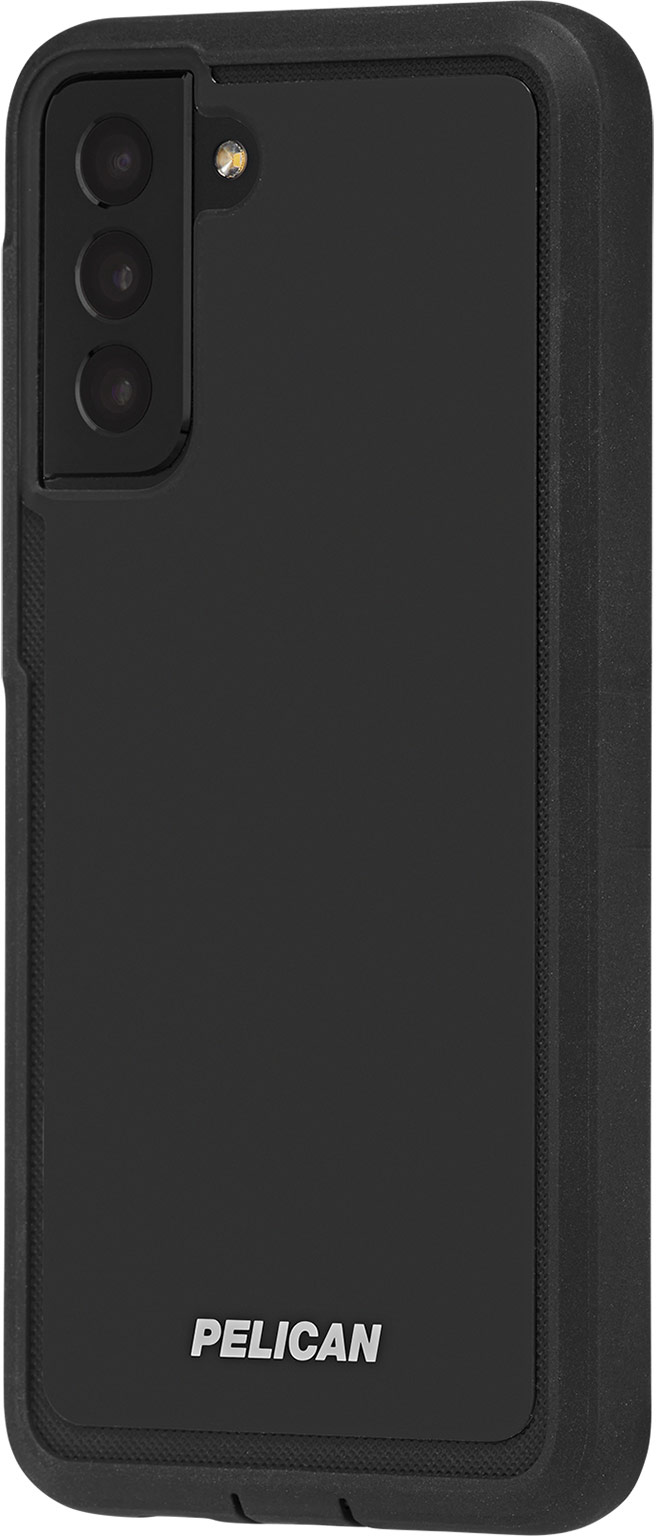 pelican pp045190 samsung galaxy s21 plus voyager rugged phone case black