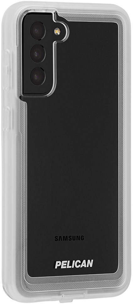 pelican pp045190 samsung galaxy s21 plus voyager tpu phone case clear