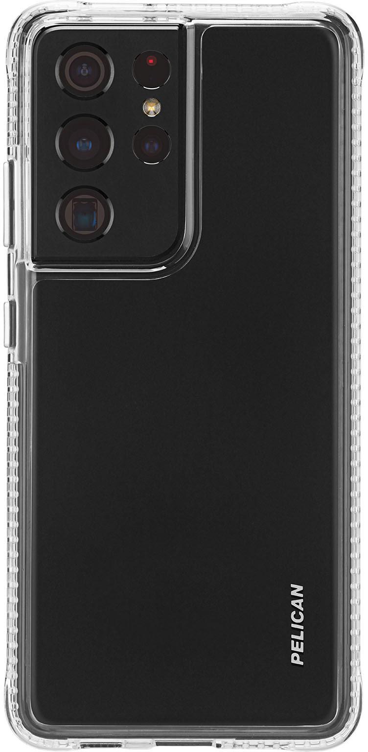 pelican pp045210 samsung galaxy s21 ultra phone case clear