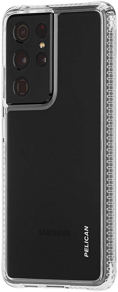 pelican pp045210 samsung galaxy s21 ultra ranger phone case clear