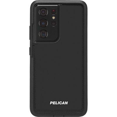 pelican pp045214 samsung galaxy s21 ultra voyager military grade phone case black
