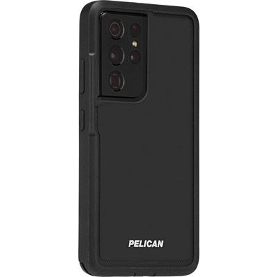 pelican pp045214 samsung galaxy s21 ultra voyager tpu phone case black