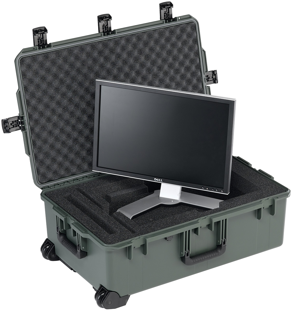 pelican usa made military monitor case