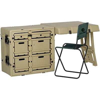 pelican 472 fld2 desk ta outdoor military office desk