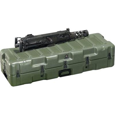 pelican 472 m2 rcvr m2 reciever military hard gun case