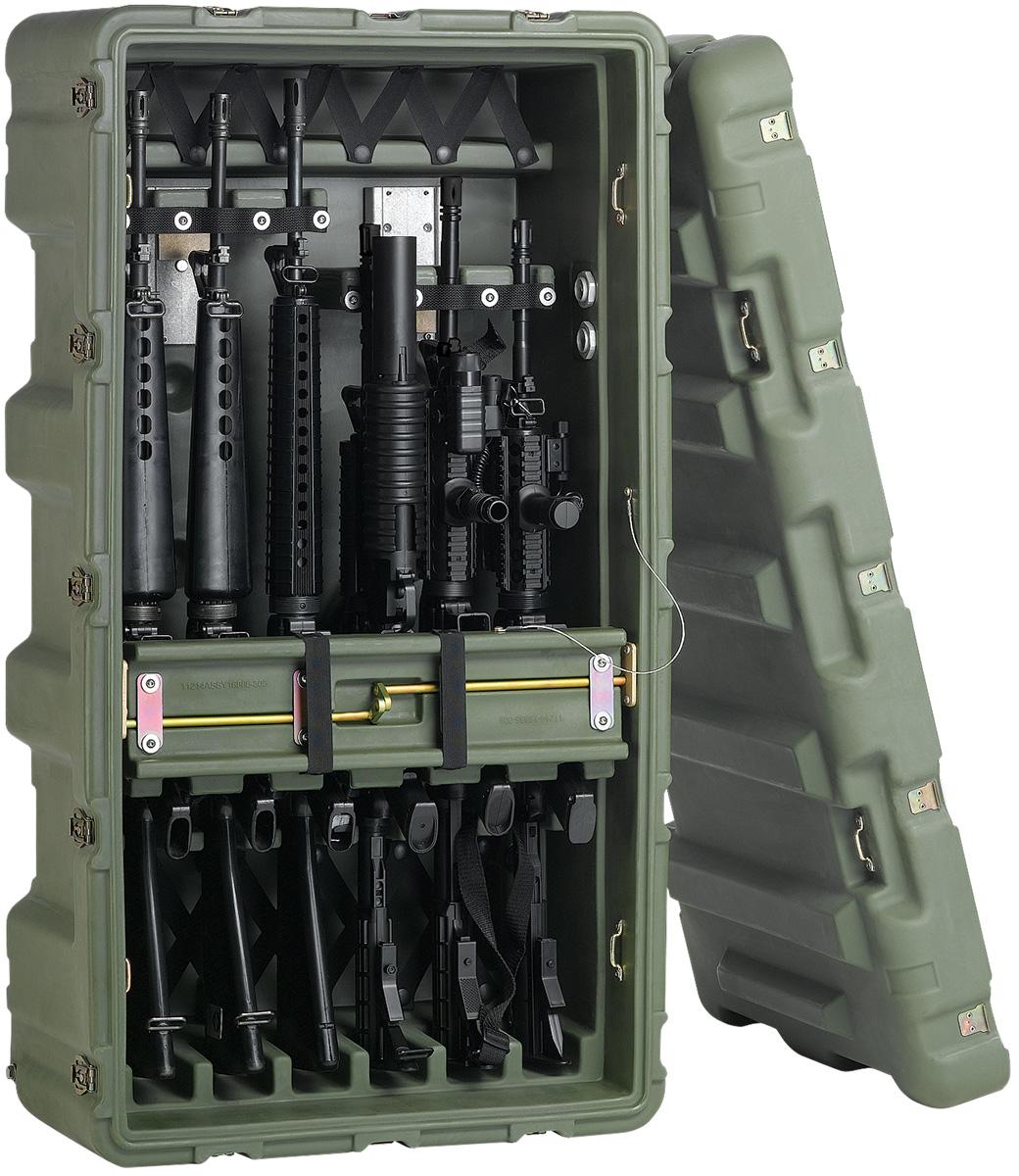 pelican usa military m4 m16 hardcase