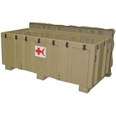 pelican 472 med amb mobile military ambulance case