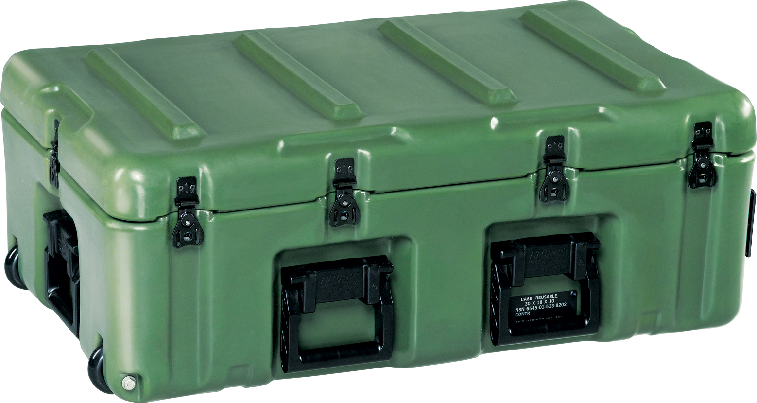 pelican military mobile medical supply box