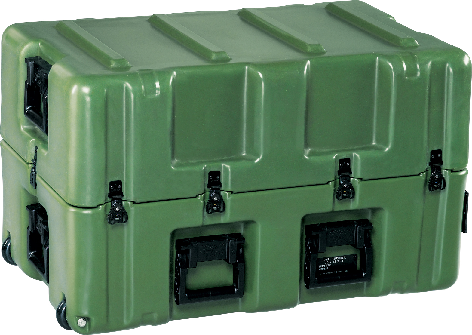 pelican military medic supply chest box