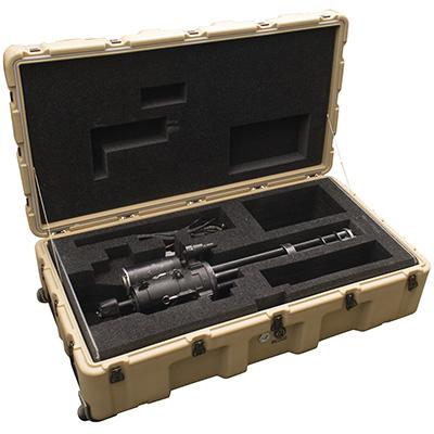 pelican 472 minigun usa military gatling minigun case