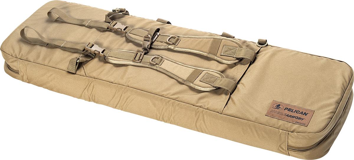 pelican fieldpak soft bag weapon case