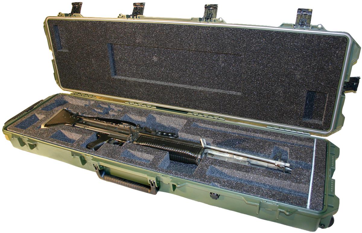 pelican military m60 machine gun case