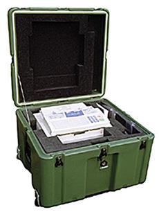 pelican usa military fax machine box