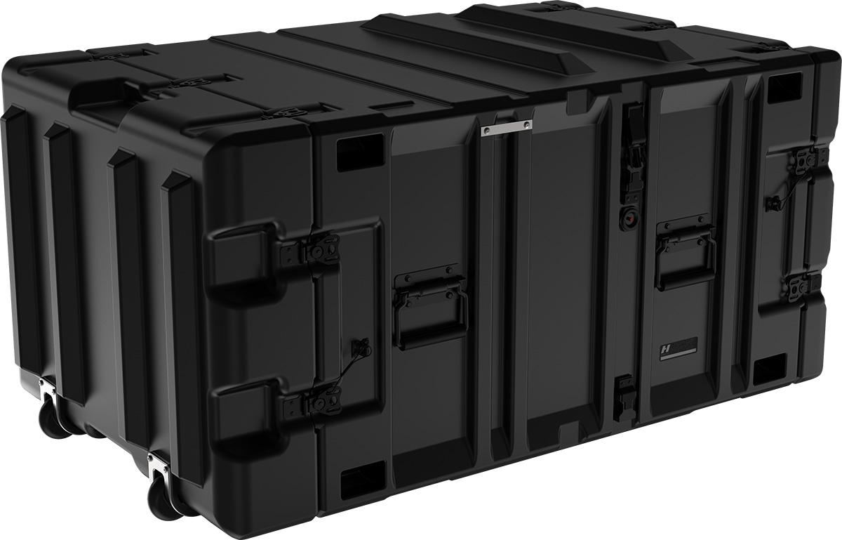 pelican 7u shock mount rack hard case