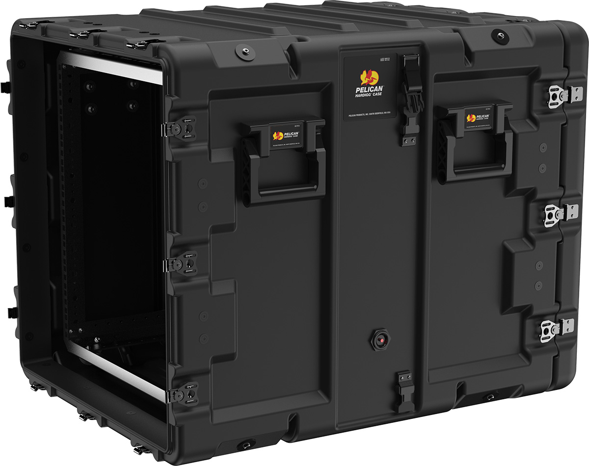 pelican super v series 11u rack mount case