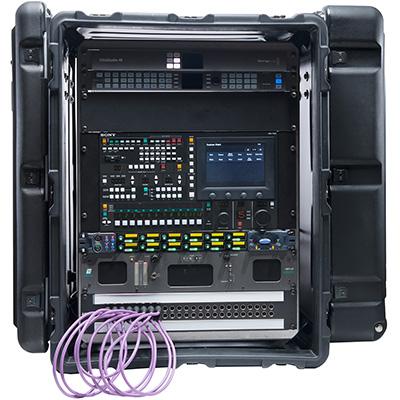 pelican usa made audio rack mount case