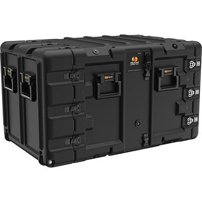 pelican 9u shock rack mount server case