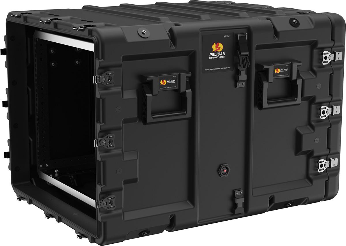 pelican super v series 9u rack mount case