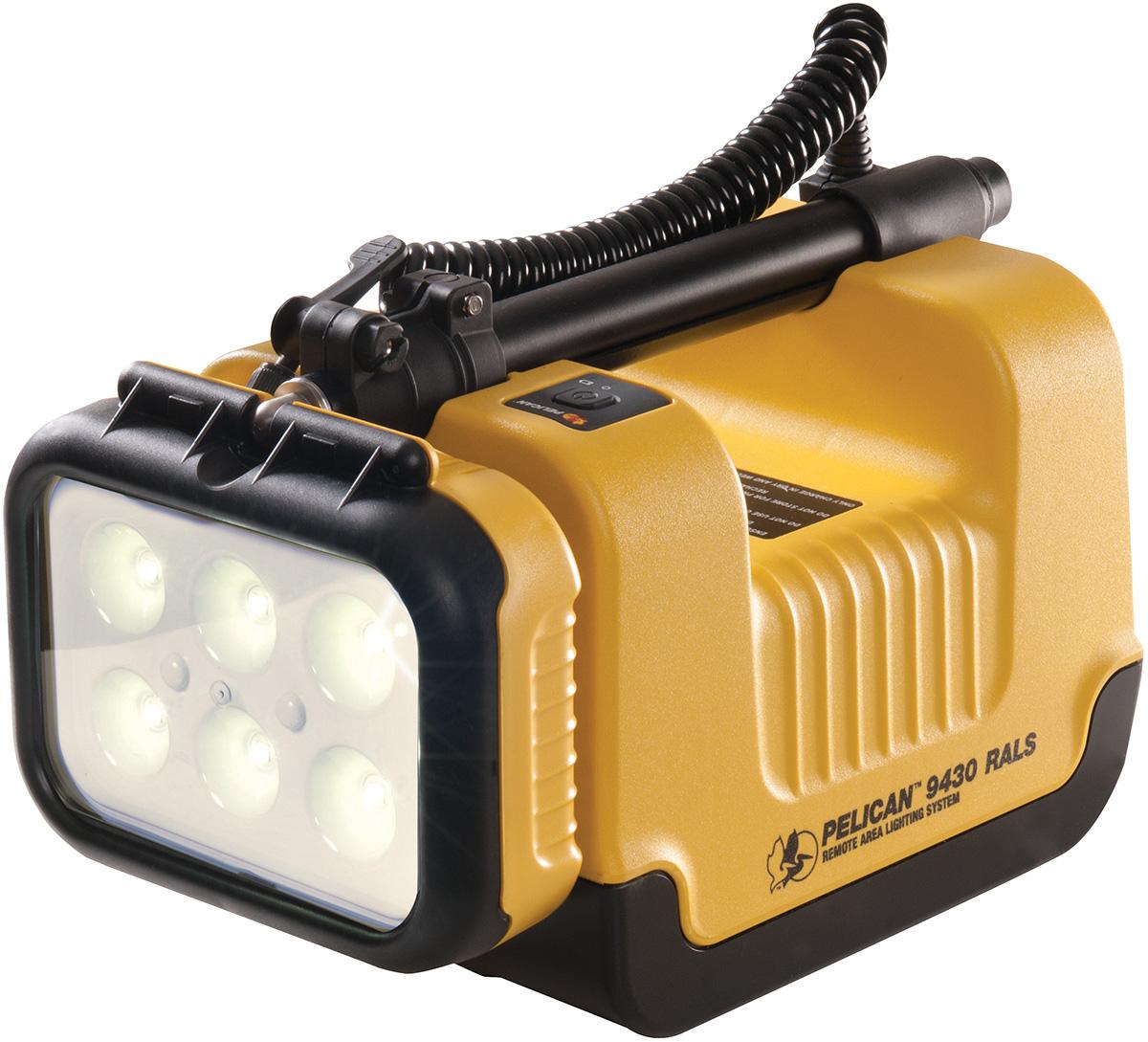pelican 9430 rals personal led spot light