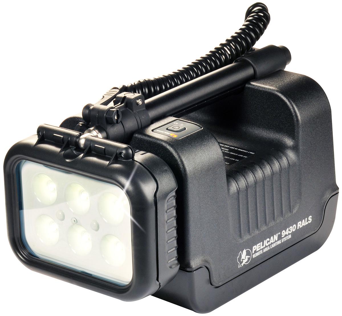 pelican portable work emergency led light