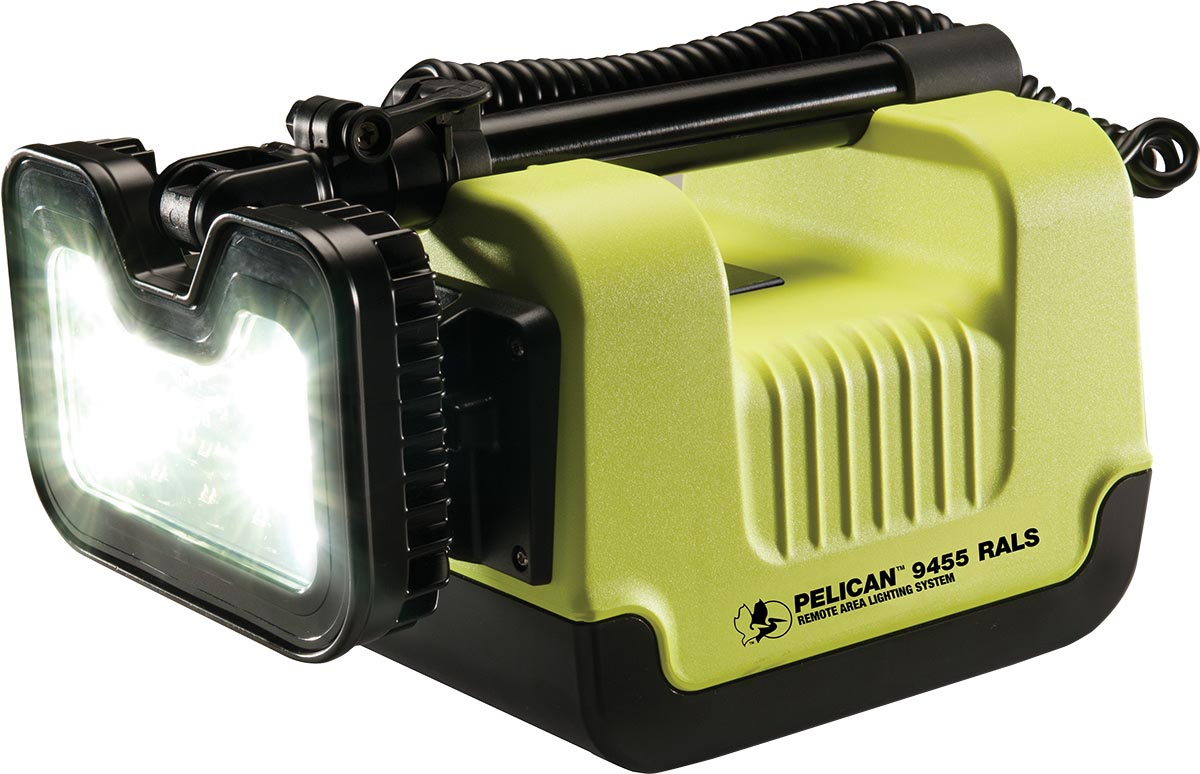 pelican 9455 safety certified rals light