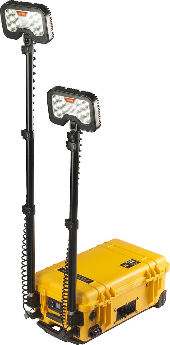 pelican portable led spotlight 9460 rals