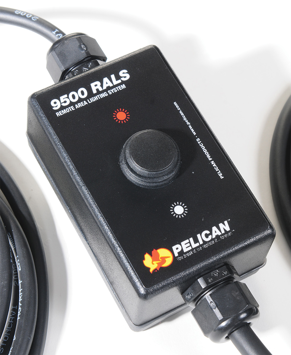 pelican tent remote area led lighting system
