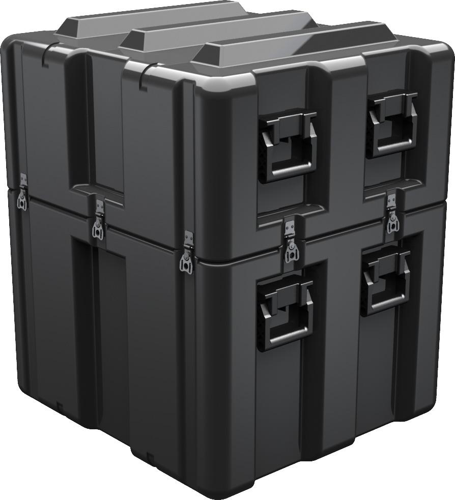 pelican al2624 1813 single lid case