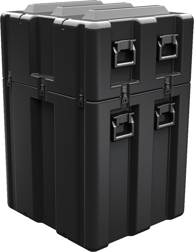 pelican al2624 2713 single lid case