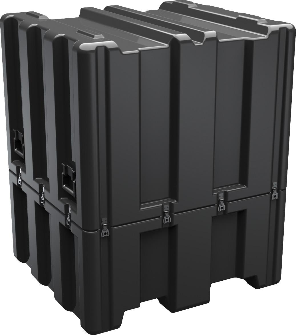 pelican al3834 1628 single lid case