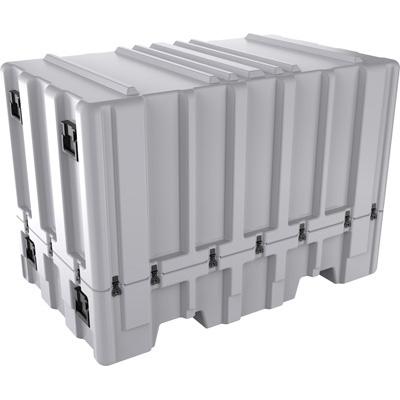 pelican al5834 1028 gry single lid case