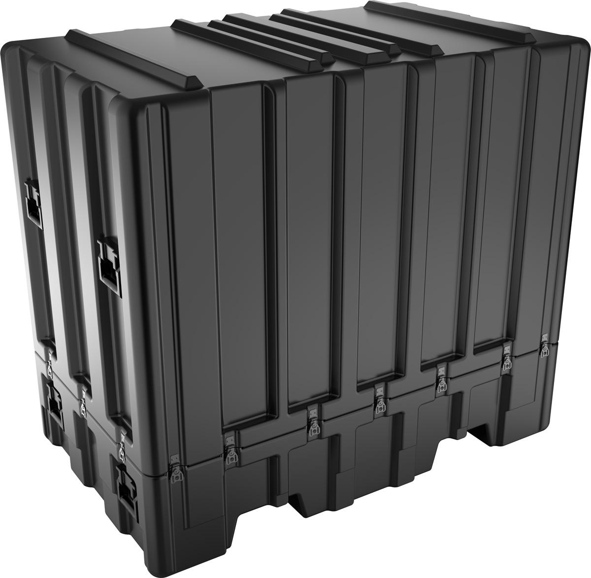 pelican al5834 1040 blk single lid case