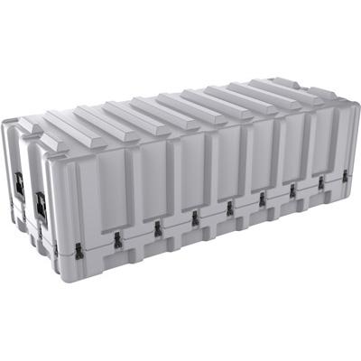 pelican al7430 0418 gry single lid case