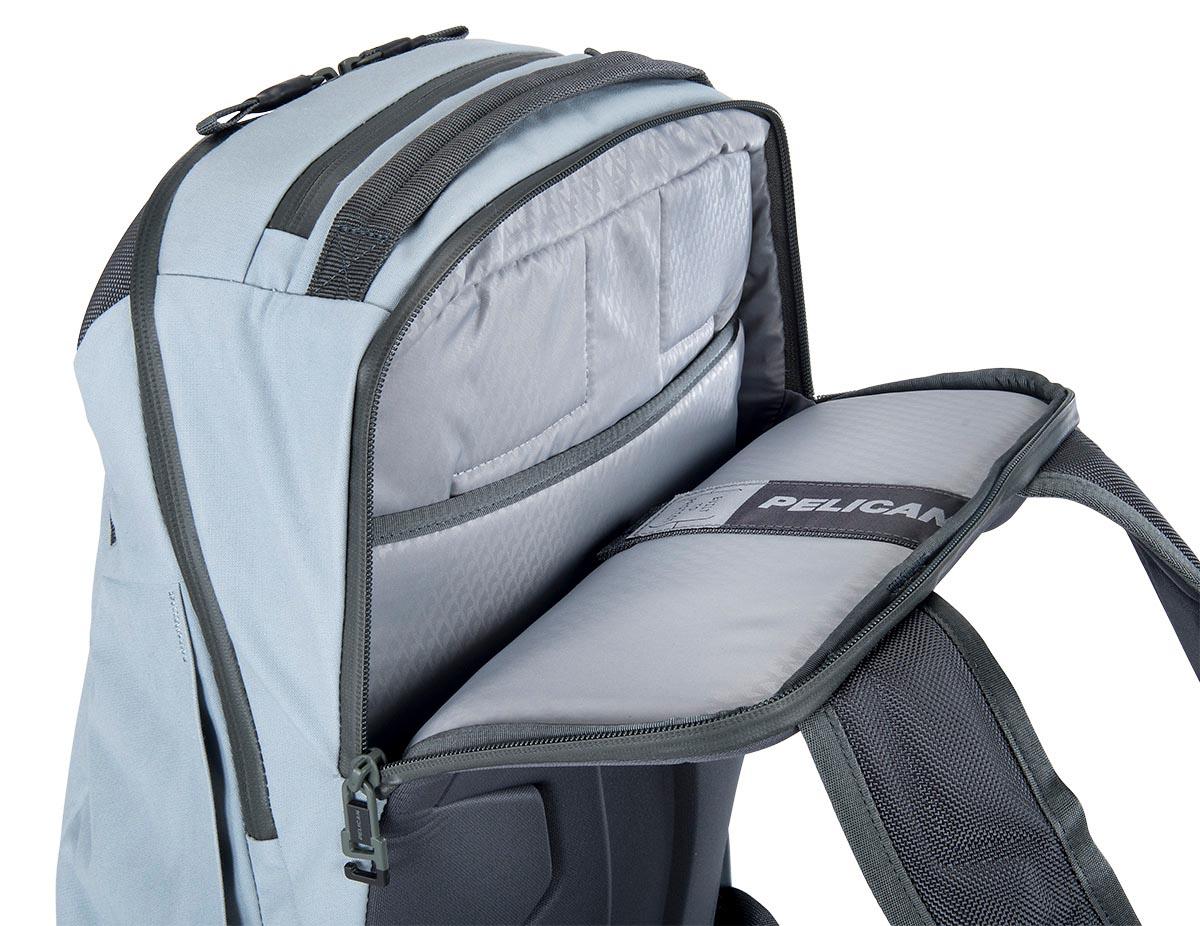 pelican waterproof commuter backpack