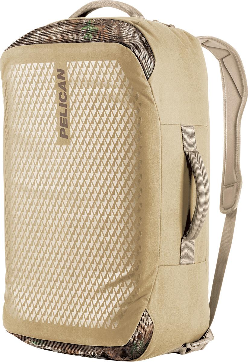 pelican mpd40 realtree camo duffel bag