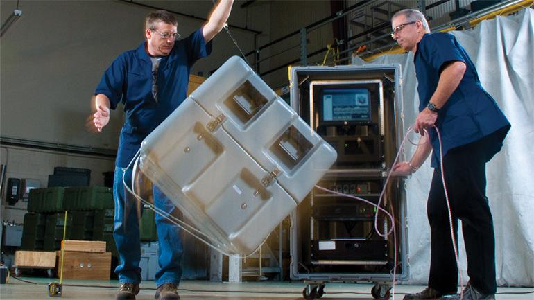 pelican custom cases drop testing