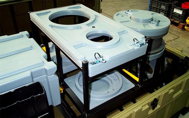 pelican spacecase trimcast custom case