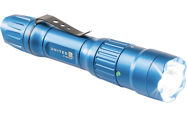 pelican united airlines flashlight custom flashlights