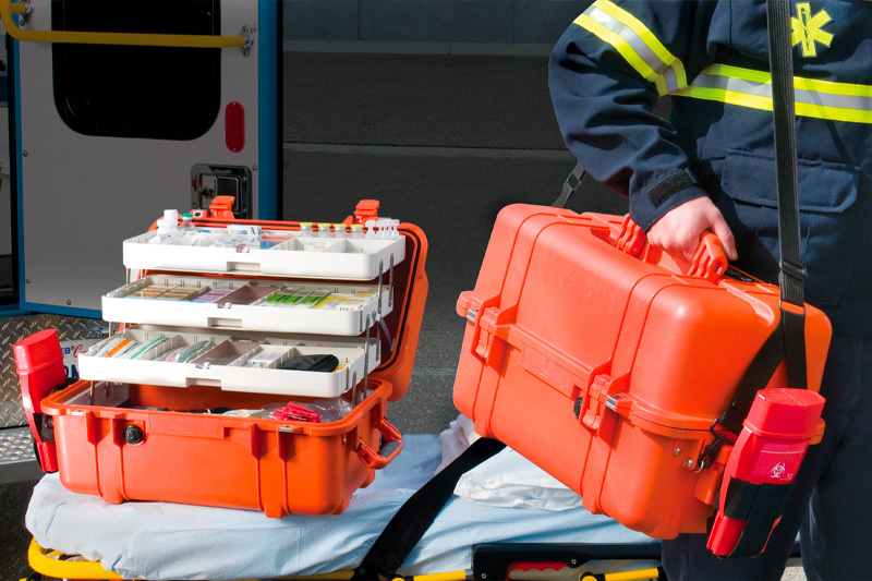 pelican medical supply military gear cases