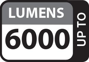 Pelican 9500 light lumens runtime