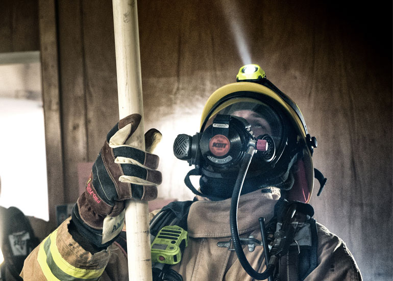 pelican firefighter fire safety headlamps
