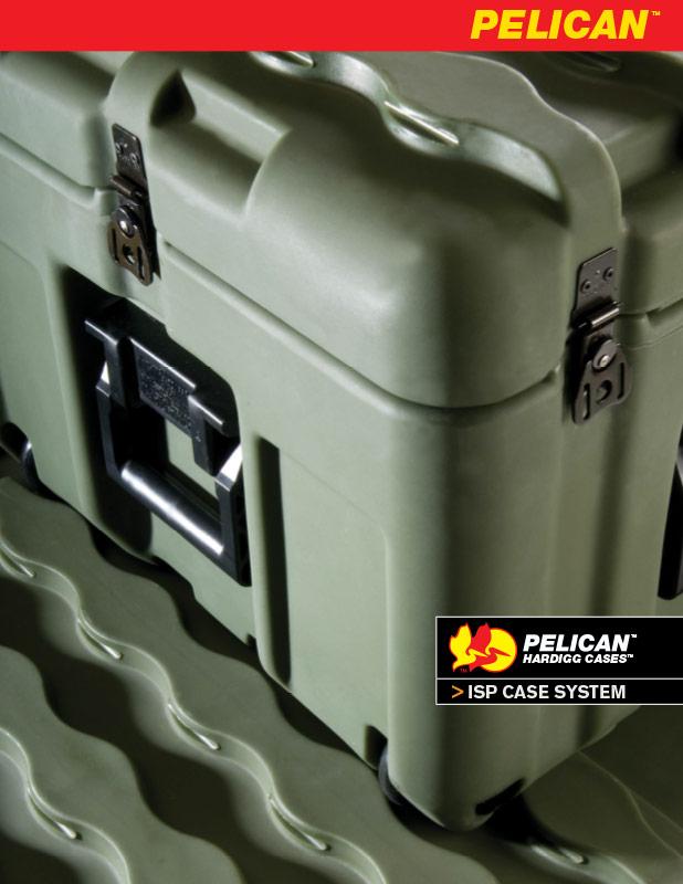 pelican isp case system brochure