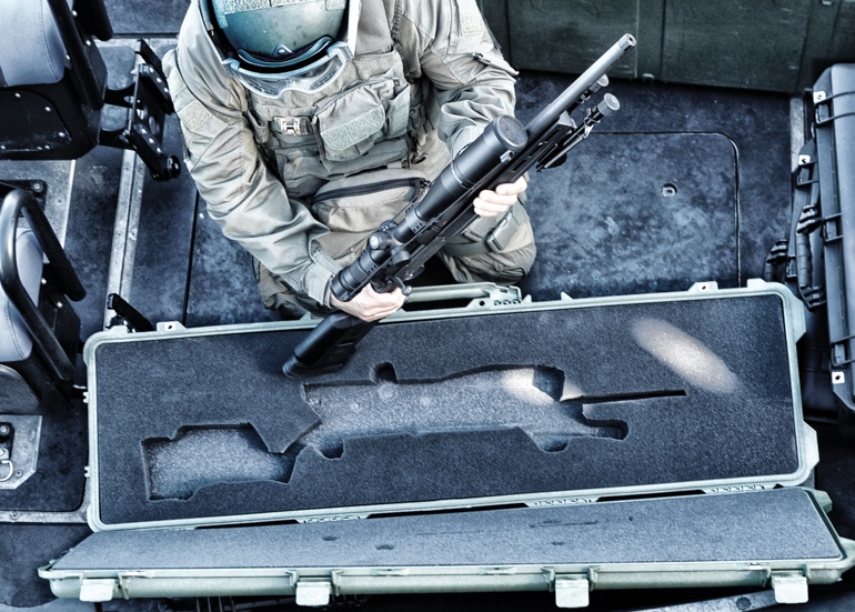 pelican gun cases tools for the field