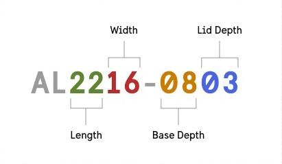 "2 Inserts Inside Dimensions7 3//8/""L x 4 3//4/""W x 3/""H2 x 3//4/"" Details about  /Pelican Case TA88"