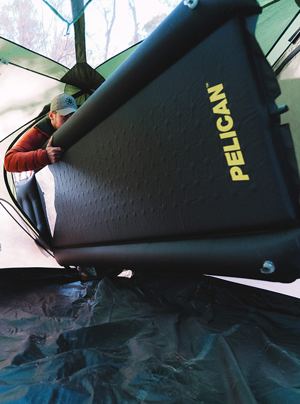 pelican ranger sleeping pad